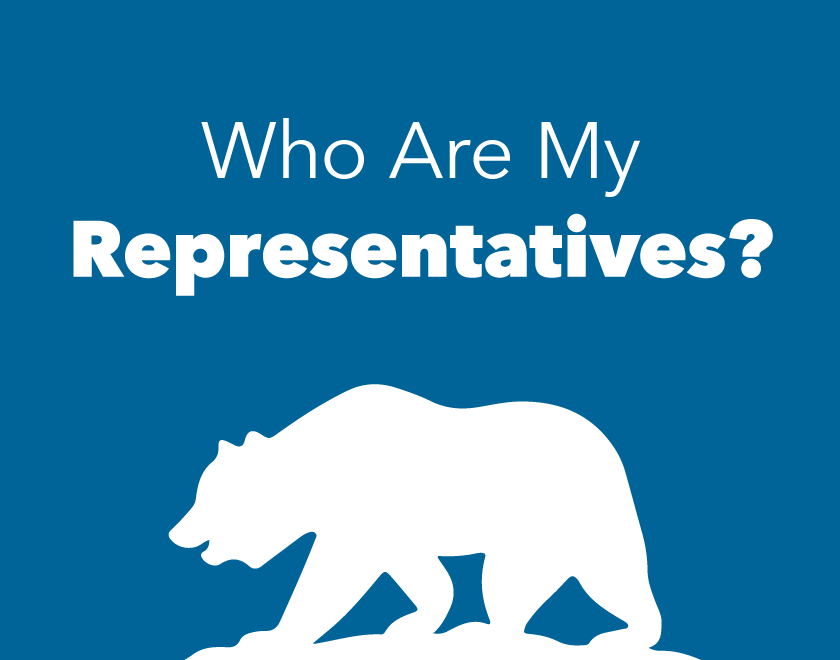 Who are my Representatives
