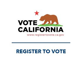 Vote California - Register to Vote
