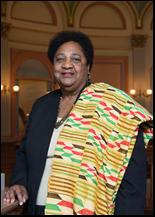 Dr. Shirley N. Webder - California Secretary of State